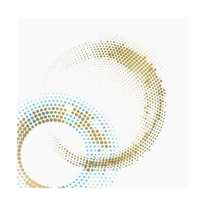 Circle Point 1-Kimberly Allen-Art Print