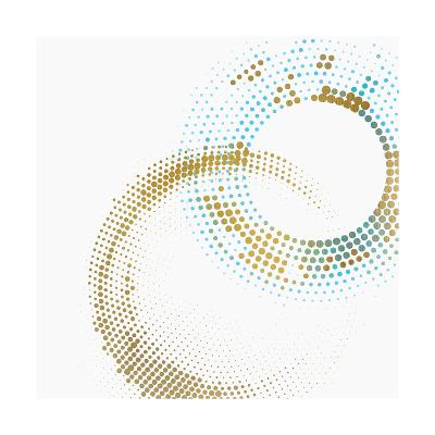 Circle Point 2-Kimberly Allen-Art Print