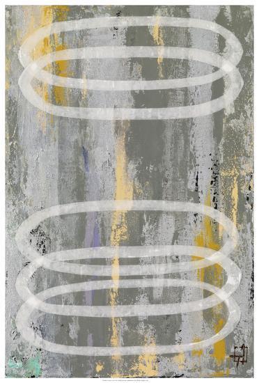 Circles 2-3-Natalie Avondet-Art Print