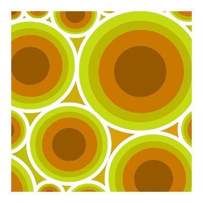 Circles 2--Art Print