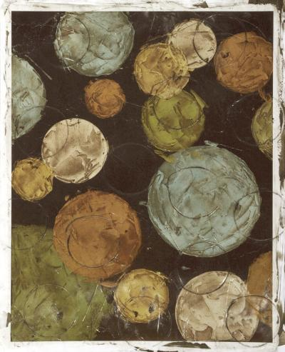 Circles and Spheres I-Megan Meagher-Giclee Print