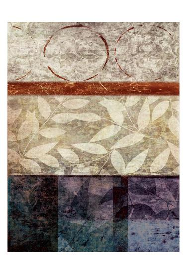 Circles High-Kristin Emery-Art Print
