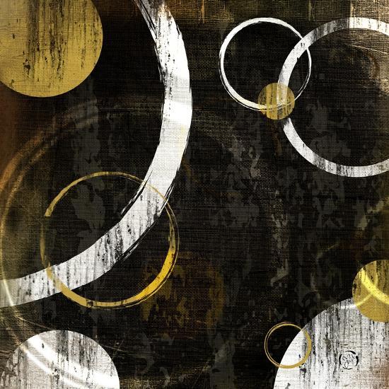 Circles I-Jennifer Pugh-Art Print