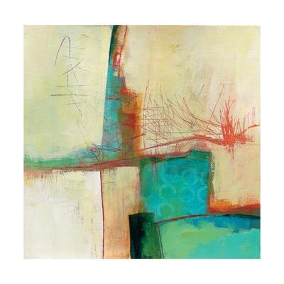 Circles II-Jane Davies-Art Print