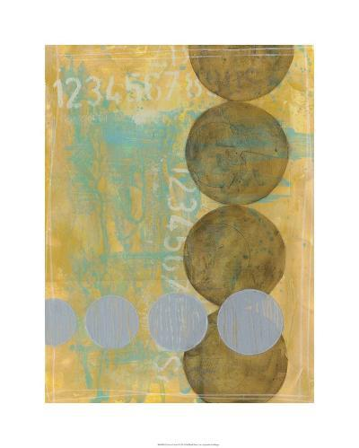 Circles in Circles I-Jennifer Goldberger-Limited Edition