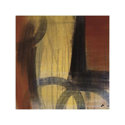 Circles in Time II-Jo Clouden-Giclee Print