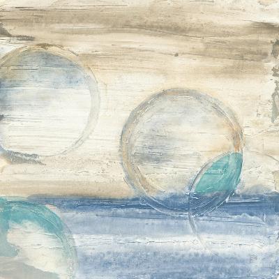 Circles in Time IV-Chris Paschke-Art Print