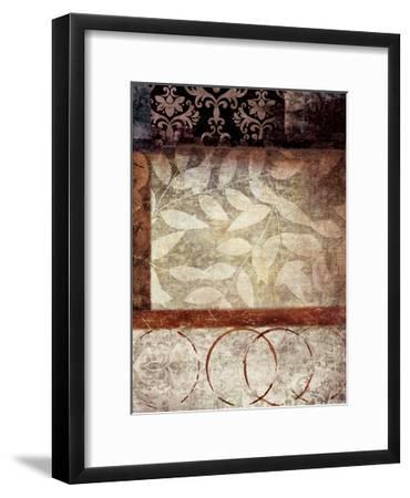 Circles Low-Kristin Emery-Framed Art Print
