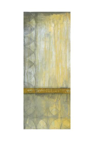 Circles Repeat II-Jennifer Goldberger-Premium Giclee Print
