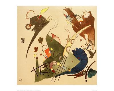 Circling, 1924-Wassily Kandinsky-Giclee Print