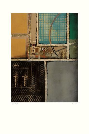 Circuitry I-Michael Lentz-Premium Giclee Print