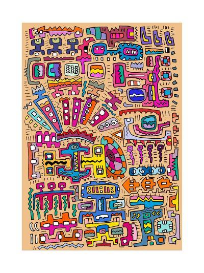 Circuits II-Miguel Balb?s-Giclee Print