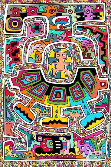 Circuits XXI-Miguel Balb?s-Giclee Print