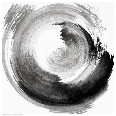 Circular Abstract II.--Art Print