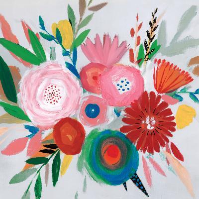 Circular Color Palette II-Isabelle Z-Art Print