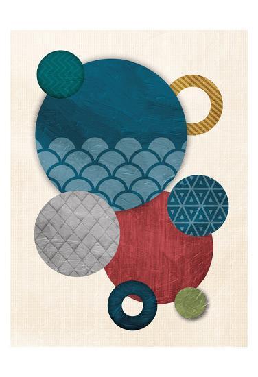 Circular Convention Mate-OnRei-Art Print