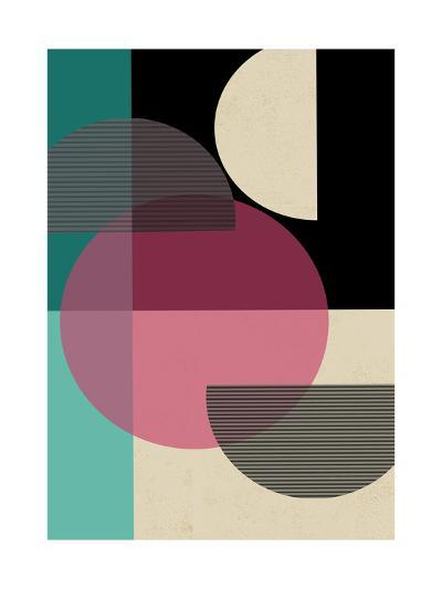 Circular Converge-Rocket 68-Giclee Print