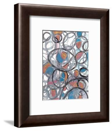 Circular Diversion-Smith Haynes-Framed Art Print