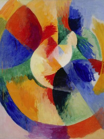 Circular Forms, Sun (Formes circulaires, soleil). 1912 - 13-Robert Delaunay-Giclee Print