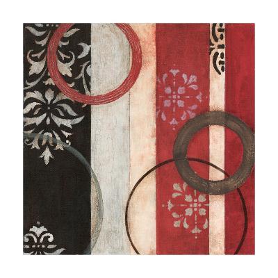 Circular I-Barbara Burnside-Premium Giclee Print