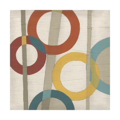 Circular Logic I-Erica J^ Vess-Art Print
