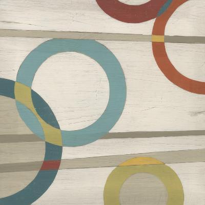Circular Logic II-Erica J^ Vess-Art Print