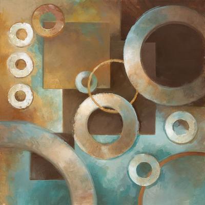 Circular Motion II-Elaine Vollherbst-Lane-Art Print