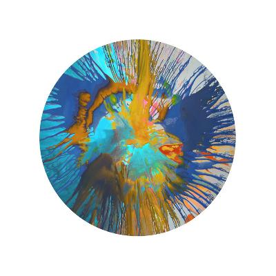 Circular Motion II-Josh Evans-Giclee Print