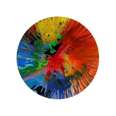 Circular Motion IV-Josh Evans-Giclee Print