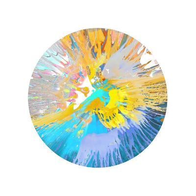 Circular Motion VI-Josh Evans-Giclee Print