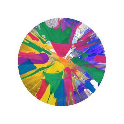 Circular Motion VIII-Josh Evans-Giclee Print