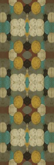Circular Repeat IV-Jennifer Goldberger-Art Print