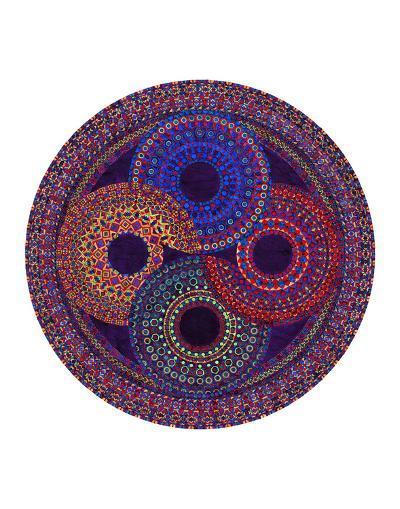 Circular Shifting-Lawrence Chvotzkin-Art Print
