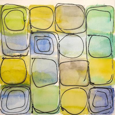 Circular Square I-Lanie Loreth-Art Print