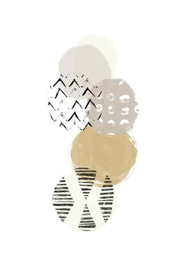 Circular Synergy II-June Vess-Art Print