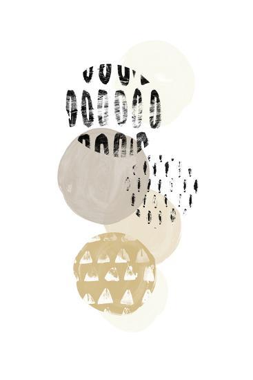 Circular Synergy III-June Vess-Art Print