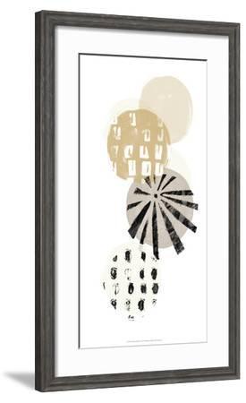 Circular Synergy IV-June Erica Vess-Framed Art Print
