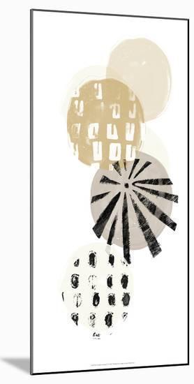 Circular Synergy IV-June Erica Vess-Mounted Art Print