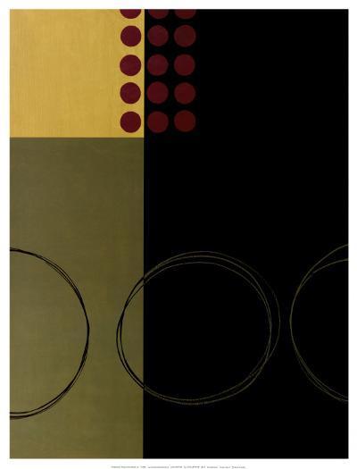 Circular Zone I-Fernando Leal-Art Print