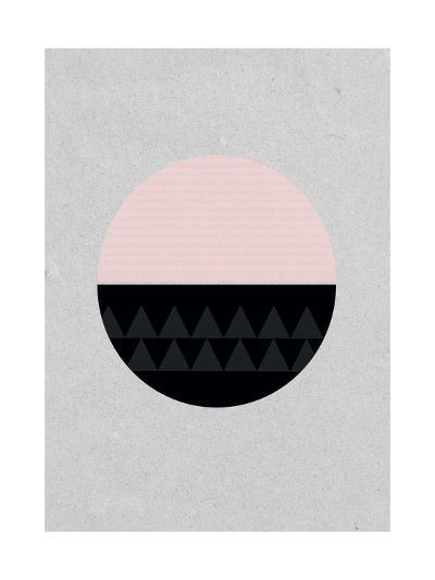 Circular-Seventy Tree-Art Print