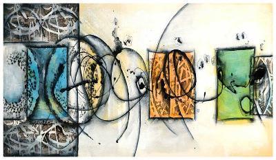 Circularité-Sylvie Cloutier-Art Print
