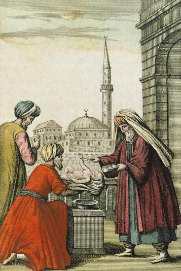 Circumcision, Turkey Print--Giclee Print