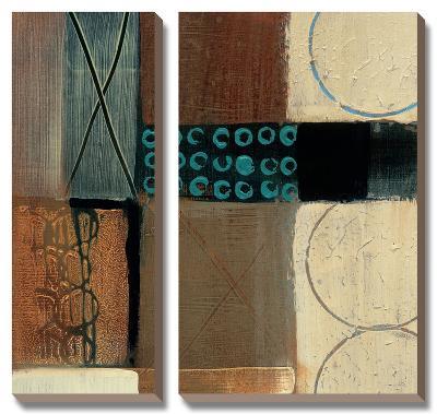 Circumference-Leslie Bernsen-Canvas Art Set