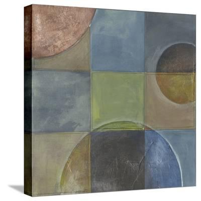 Circumspect IV-Erica J^ Vess-Stretched Canvas Print