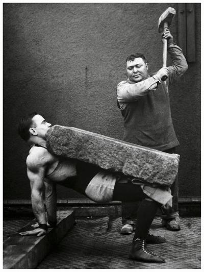 Circus 020-Vintage Lavoie-Giclee Print