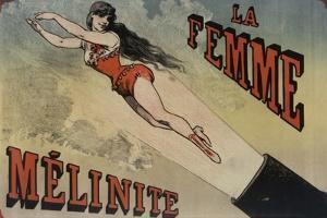Circus la Femme Mélanite