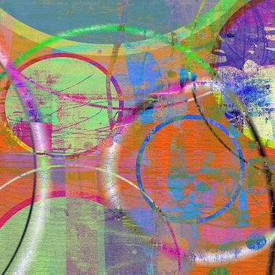 Circus Of The Sun I-Ricki Mountain-Art Print