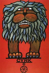Circus Poster, 1967