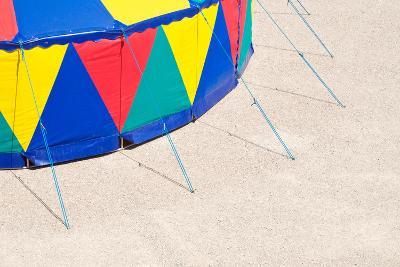 Circus Tent, Side Wall, Detail-Alexander Georgiadis-Photographic Print
