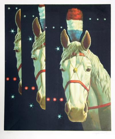 Circus Triad-Arne Besser-Limited Edition